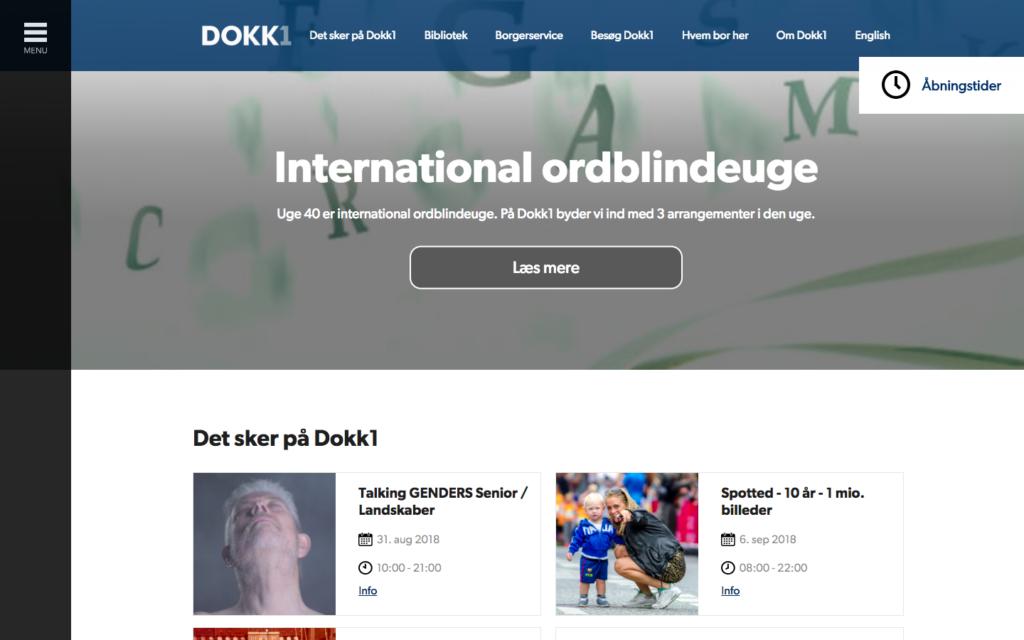 dokk1 website now